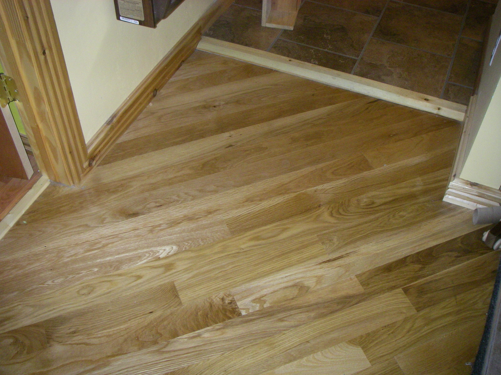 Wood Flooring 187 White S Construction